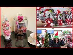 DIY Christmas Room Decor ~ Christmas Jars - YouTube