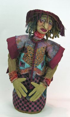 Barb Kobe Gallery - Healing and Transformative Dolls