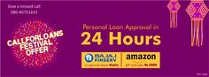 Apply Online for #personalloan With Callforloans Official and get a chance to win gift voucher upto Rs.5000 on approval. Hurry Up & #Diwali #Limited #Offer
