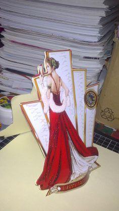 my debbi moore card i made. Debbie Moore, Handkerchief Crafts, Art Deco Cards, Cd Art, Vintage Handkerchiefs, Cricut Cards, Card Tutorials, Pretty Cards, Graphic 45