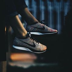Nike Flyknit Racer   by @dhnnee #thesolesupplier