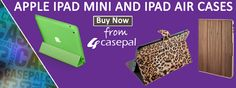 Buy Ipad MINI and AIR Cases Only at casepal.com