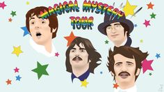 Magical Mystery Tour by FoolEcho.deviantart.com