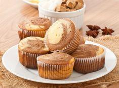 Muffiny s arašidovým maslom