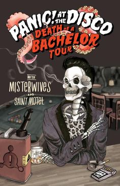 Panic! At The Disco Set 2017 Tour Dates with MisterWives and Saint ...