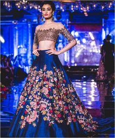 Deepika Padukone and Fawad Khan For Manish Malhotra's Persian Story Looked Royal…