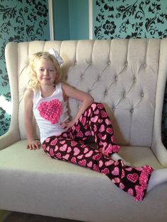 Valentines outfits, Valentine's day outfit and Baby outfits on ...