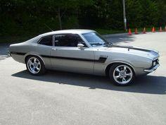 1970 Ford Maverick Grabber 302. Maverick. Find parts for this classic beauty at http://restorationpartssource.com/store/