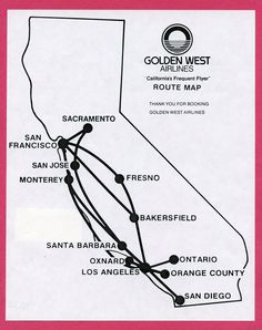 84 Best Golden West Airlines images | Float plane ... Golden West Airlines Route Map on delta global route maps, tour operator route maps, airline jobs, transportation route maps, airline flights, airline schedules, expressjet route maps, airline fares, air route maps, airline british airways, klm route maps, stagecoach route maps, airline malaysia airbus a380, jetblue route maps, shipping route maps, railroad route maps, flight route maps, delta airlines international maps,