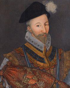 William Howard (circa 1510-1573), 1st Baron Howard of Howard of Effingham, English School of the 16th century