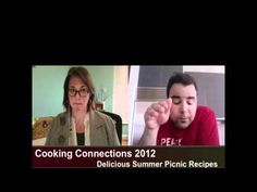 TheMotherhood LIVE Cooking Connections  - Delicious Summer Picnics