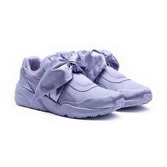 Puma Fenty Puma FENTY by Rihanna Bow Sneaker - Puma Bow Women s Sneakers -  Sweet Lavender Pink Tint-Pink Tint-Pink Tint Part of a collaboration with  ... a8a6068da