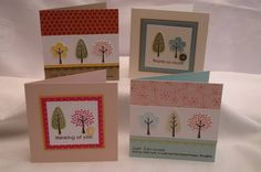Four Seasons by shltzmom3 - Cards and Paper Crafts at Splitcoaststampers
