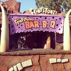 Flinstones Bar-B-Q