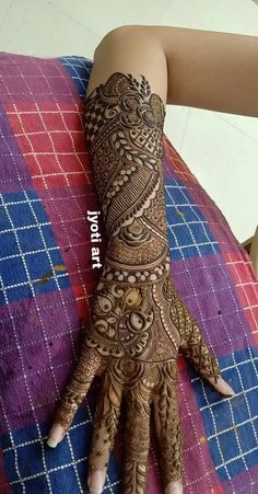 Traditional Mehndi Designs, Floral Henna Designs, Mehndi Designs Feet, Latest Bridal Mehndi Designs, Full Hand Mehndi Designs, Henna Art Designs, Mehndi Designs 2018, Mehndi Designs For Girls, Mehndi Design Photos