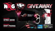 NRG -ASUS Gaming PC And Swift Gaming Monitor Giveaway – Ends Sept 30th #sweepstakes https://www.goldengoosegiveaways.com/asus-gaming-pc-swift-gaming-monitor-giveaway-ends-sept-30th?utm_content=buffer9ddbb&utm_medium=social&utm_source=pinterest.com&utm_campaign=buffer