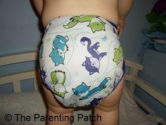 Foxy Frolic Best Bottom Cloth Diaper