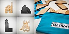 Ta.Ta. Unconventional Design For Kids: OBLIKA