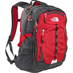 3b6a0cba0b3f Go from campus to the trail with this college backpack. The North Face  Surge 2