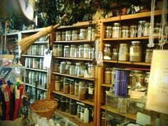 Mystikal Tymes in New Hope Pa. Oldest witch shop in New Hope. wonderful people and Great Magickal items and ingredients!!!!