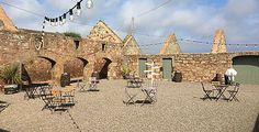 Unique wedding venue in Fife near St Andrews in the East Neuk. We offer event hosting & planning, including wedding planning & services.