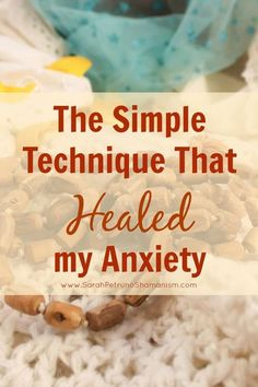 Easy to do and fast - technique for healing anxiety and erasing anxious…