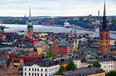 The world's safest cities - Stockholm, Sweden