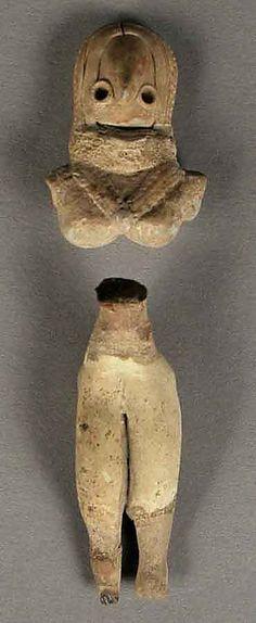 Fertility Goddesses, ca. 2700–2000 B.C., Baluchistan