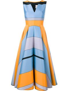 Shop Roksanda 'Lovell' midi dress in Browns from the world's best independent boutiques at farfetch.com. Shop 400 boutiques at one address.