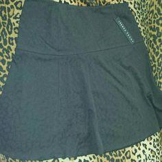 Skirt Brand new flare skirt, zipper on the back, 95% polyester, 5% spandex, lining 100% polyester. Ivanka Trump Skirts
