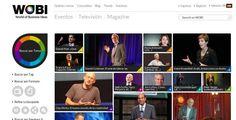 Wobi – Vídeos de líderes y grandes pensadores, en español