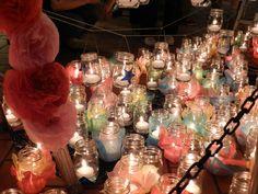 Candle Night in Osaka