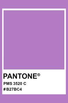 PANTONE 3520 C #pantone #color #PMS #hex Pantone Matching System, Material Board, Pms Colour, Purple Home, Colour Board, Color Swatches, Color Theory, Color Pallets, Pantone Color