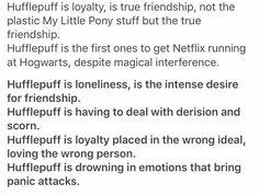 Hufflepuff part 2