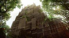 Jean Nouvel divulga projeto para a Cidade Matarazzo em São Paulo,Cortesia de Grupo Allard
