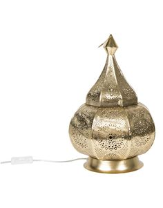 TAJ TABLELAMP Lampe | Lamper | Indiska.com