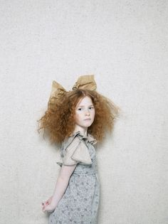 Likes - Vintage Feel Dislikes - Patterns on dress and hair needs to be toned down