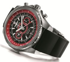 Breitling for Bentley Supersports ISR limted edition watch. POA
