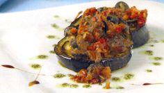 Receta de Berenjenas picantes con anchoas en http://www.recetasbuenas.com/berenjenas-picantes-con-anchoas/ Prepara este rico entrante de berenjenas picantes con anchoas de forma rápida y fácil. Un primer plato con un gusto salado con berenjenas.  #recetas #Tapas #berenjenas