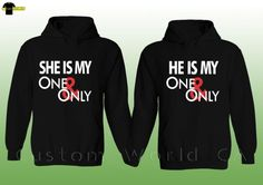 Couple Hoodie Mr and Mrs Love - 2 Couple Matching Sweatshirts Hoodies - Mr and Mrs Couple - His and Hers Love Matching Husband and wife Hoodie Sweatshirts, Pullover Hoodie, Sweater Hoodie, Matching Hoodies For Couples, Matching Couple Outfits, Matching Shirts, Matching Clothes, His And Hers Hoodies, Cute Couple Shirts