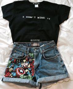 Je nai pas wike il T-Shirt par MXLoutfitters sur Etsy