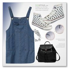"""""""YESSTYLE.com"""" by monmondefou ❤ liked on Polyvore featuring yeswalker and Princess Carousel"""