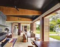 reef house / peter stutchbury architecture