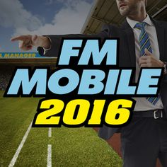 Football Manager Mobile 2016 APK Game -  http://apkgamescrak.com/football-manager-mobile-2016/