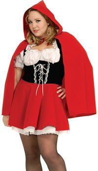 little red riding hood halloween costumes for plus size women - Little Red Riding Hood Halloween Costume, Red Riding Hood Costume, Cartoon Costumes, Halloween Costumes, Big And Beautiful, Cosplay Girls, Plus Size Women, Lady In Red, Plus Size Fashion