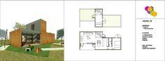 Sistema Aberto Modular de Casas Sustentáveis (SAVMS) / Cso Arquitectura