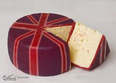 Union Jack Cheese - Worth1000 Contests