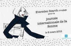 #Evereden Search // La journée de la femme