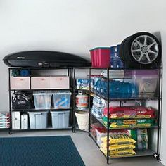 37 Ideas For An Organized Garage_34