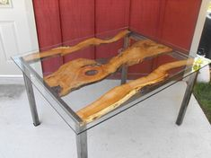 serendipity - Steel Root Furniture, modern wood and metal furniture, slab furniture, natural furniture, slab dining tables, live edge tables...